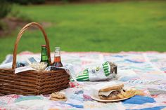 Seven Picnic Packing Tips from Classic Southern Recipes