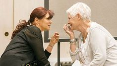 Interview with Dame Judi Dench and Finty Williams http://www.frostmagazine.com/2015/05/interview-with-dame-judi-dench-and-finty-williams/ via @frostmag #acting #theatre #politics #election  Interview with Dame Judi Dench and Finty Williams