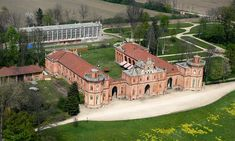 Castello di Racconigi, Piemonte, Italia