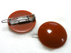 Simply Elegant Vintage Barrette in Rusty Red! Only $4 each! Find them in Hair Accessories at thenchantedforest.ca Barrette, Enchanted, Hair Accessories, Stud Earrings, Elegant, Shop, Red, Gifts, Vintage