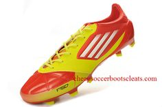 quality design 76e42 2b18e Adidas F50 adizero micoach TRX FG Leather Soccer Cleats