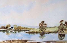 Alan Owen loose painting