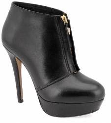 Calçados Femininos, Masculino e Acessórios .:: Chic Calçados - Cause Impacto ::. - Ankle Boot Esdra Preta Gracia 277270