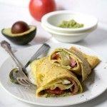 B.L.A.T. Omelette Wrap