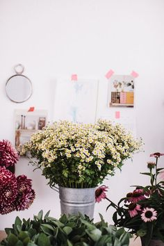 Moon Canyon Floral Workshop | Designlovefest