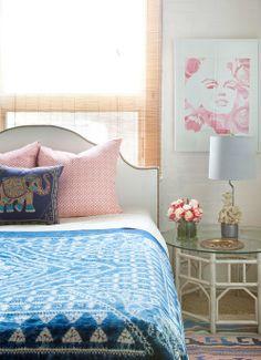 tan bohemian bedding | La mayoría de los diseños apuestan por usar las tachuelas para ...