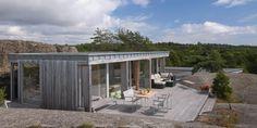 Hytte tegnet av Lund Hagem arkitekter