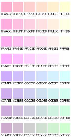 Pastel color scheme // Here is your color scheme, Elliott Elliott Brady Creative Hrubec Schmeltzer Schmeltzer Hatch