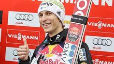 Skijumping - Jurij Tepes - 9.01.2015