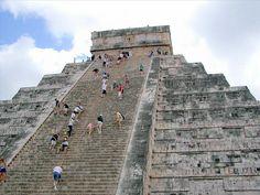 Chichen Itza: Mayan ruins in Yucatan Mexico