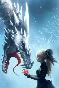 Feeding the dragon~