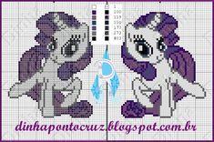 My Little Pony, Little Poney, Stitch Cartoon, Stitch 2, Equestria Girls, Loom Beading, Betty Boop, Plastic Canvas, Cross Stitching