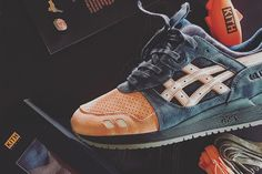 Ronnie Fieg x Asics Gel Lyte III Salmon Toe 2.0 - 2016 (by paul__og)