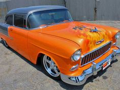 John Force Holiday Car Show Selects K & N 1955 Chevy as Best of Show http://www.knfilters.com/news/news.aspx?ID=1224