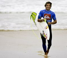 he surfs and he has dimples. what else do you need?