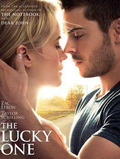 The Lucky One est un film de Scott Hicks avec Zac Efron, Taylor Schilling. Synopsis : Logan Thibault, marine américain, trouve la photo d'une jeune femme souriante, à moitié enfouie dans le sol lors d'un tour de garde en Irak. Par réfle