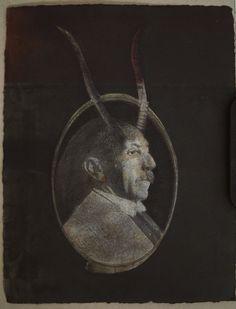Jason Greig - The Elecian Feels (2012) - photocopy transfer release/monoprint