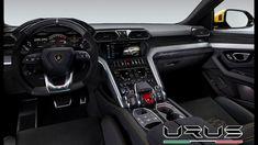 2019 Lamborghini Urus Interior / The New Super Sports Car