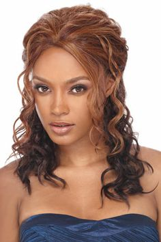 Outre Synthetic Lace Front Wig Berry Futura - Hairsisters.com