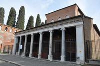 12 mooie kerken in rome