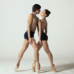 Tzu-Chao Chou and Reiko Hombo. Photo Justin Smith