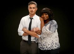 Red Band Society Stars Octavia Spencer and Dave Annable on Looking for Life and Laughs in Sickness and Tragedy  Octavia Spencer, Dave Annable