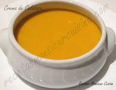 Recetas Monsieur Cuisine: Crema de Calabaza Tapas, Lidl, Cantaloupe, Pudding, Fruit, Desserts, Pineapple Whip, Easy Recipes, Garlic