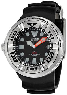 #Citizen Eco-Drive Professional Diver Mens Watch BJ8050-08E #Fashion #New #Nice #Watches #2dayslook www.2dayslook.com