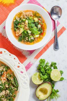 Quick Quinoa Stew