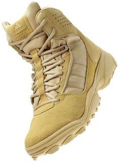 Adidas GSG9.3 Desert Low Tactical Boots #Adidas