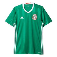 1d4293afc Mexico adidas Replica Home Jersey - Green. Watch Live MatchFootball JerseysSoccer  ShirtsLive Match StreamingAdidas ArgentinaMens Jersey ShirtsCopa ...