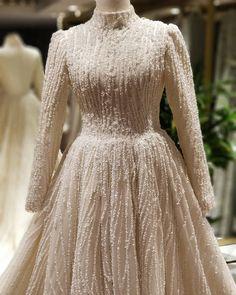 gothic wedding dresses plus size uk Muslimah Wedding Dress, Muslim Wedding Dresses, Wedding Hijab, Wedding Party Dresses, Muslim Brides, Wedding Outfits, Kebaya Wedding, Bridal Hijab, Muslim Couples