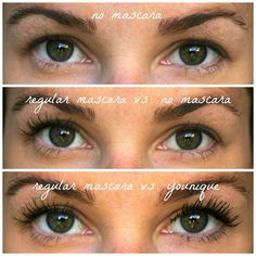 check out this mascara and lashes WHAAATT!