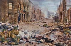 Cherbourg battle   22nd-27th June 1944