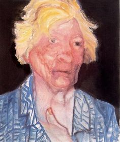 MAGDA VACARIU, Marlene Dumas (b1953 Cape Town, South Africa; in 1976 relocated in Amsterdam)
