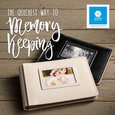 "super cute 13x9"" pocket page albums by Creative Memories! <3"