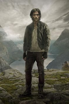Finn Collins (Thomas McDonell) || The 100