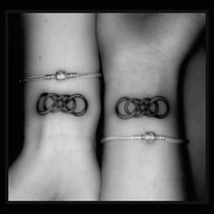 Infinity times infinity. One for G and MM! Definitely my next tat!