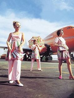 BRANIFF INTERNATIONAL design:EMILIO PUCCI