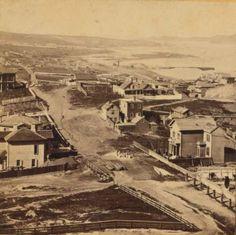 "The Spanish settlers established the Presidio of San Francisco (i.e. the ""Royal Fortress of Saint Fr... - NYPL"