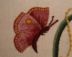 crewel embroidery - Google'da Ara