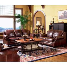 Simple Relax 3 PC Princeton Burgundy Leather Sofa Set With Recliner Chair 3 Piece Living Room Set, Leather Living Room Set, Leather Sofa Set, Living Room Sets, Living Room Furniture, Leather Recliner, Leather Furniture, Pallet Furniture, Rustic Furniture