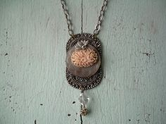 Like honey to the bee necklace $65.00