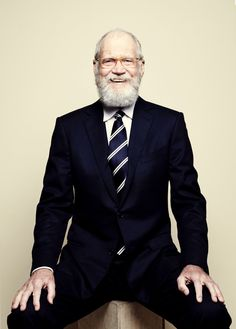 Breaking news! The Kennedy Center will present the 2017 Mark Twain Prize for American Humor to David Letterman