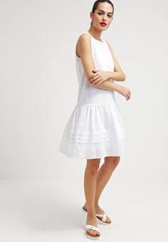 MAX&Co. - DISCO - Freizeitkleid - white