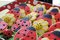 More Ladybug party ideas