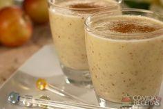 Receita de Frozen iogurte de maçã, ameixa e canela em receitas de sorvetes, veja essa e outras receitas aqui!