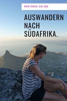Von fast einem Jahrzehnt Leben und Arbeiten in Kapstadt habe ich dir die besten Tipps und meine Erfahrung mitgebracht, damit auch deine Auswanderung nach Südafrika prima klappt. Happiness, Explore, World, Travel, Cape Town, New Life, Globe, Travel Tips, The World