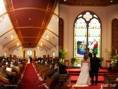 Willow Valley Chapel Interior #weddings #weddingvenue MattnNat Blog
