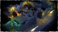 Darksiders Devs Launch Kickstarter for Battle Chasers: Nightwar